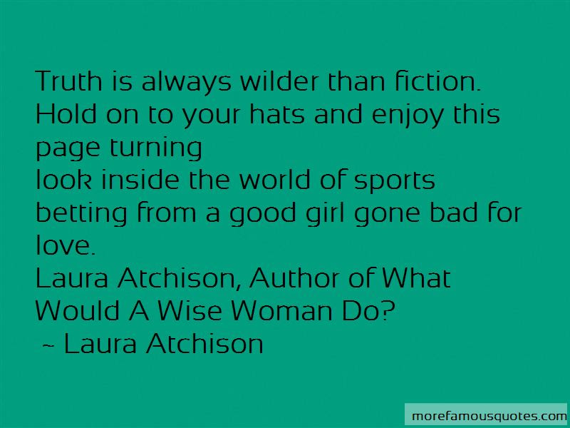 Quotes About Good Girl Gone Bad Top 4 Good Girl Gone Bad Quotes