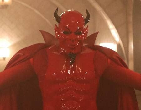 We Unmasked Scream Queens' Red Devil and Guess What? He's