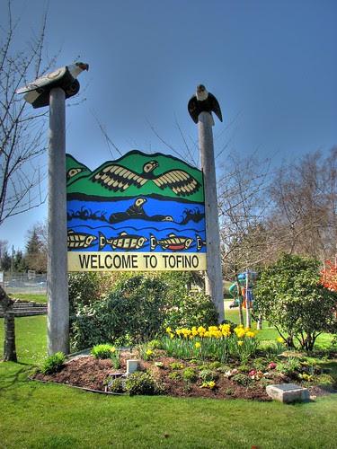 Welcome to Tofino