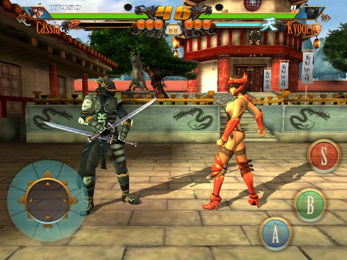 Fighting Game Online Multiplayer