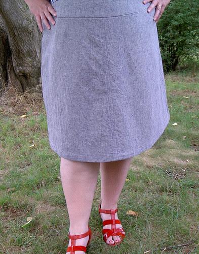 Simplicity 5208 skirt