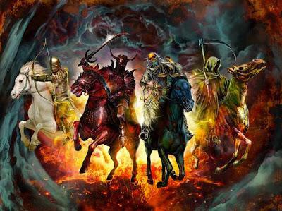 Los cuatro jinetes apocalípticos
