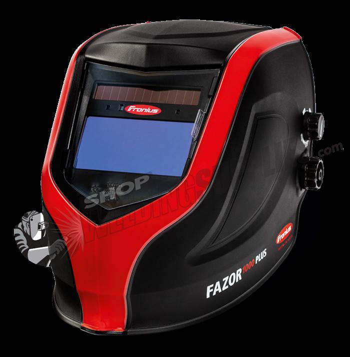 Fronius Fazor 1000 Welding Helmet Auto Darkening 9 13 Shopweldingsupplies Com