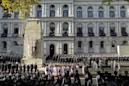German president joins Armistice ceremony in London