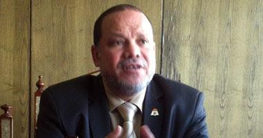 د. أحمد الحلوانى نقيب المعلمين
