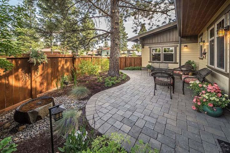 Small Back Yard Landscaping Ideas Hardscape