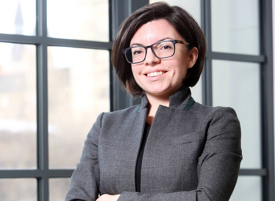 Niki Ashton Pledges To Steer Ndp To The Left The Tyee