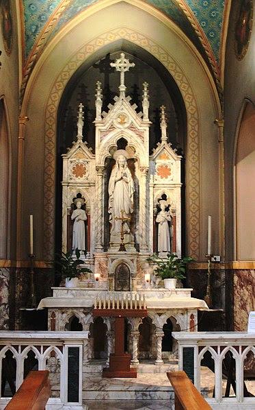 File:Church St Alphonsus Rome 2011 6.jpg