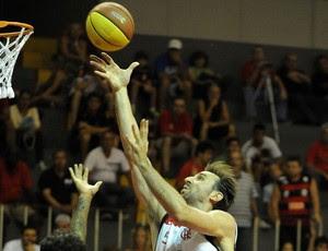 Kammerichs  Flamengo x Franca basquete nbb (Foto: Alexandre Vidal/Fla Imagem)