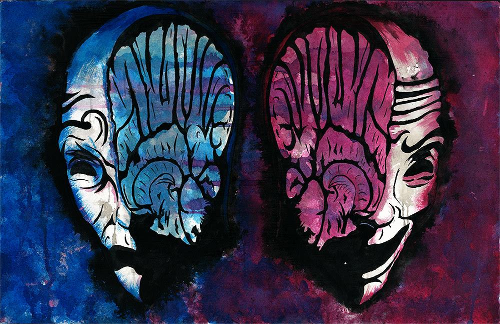 2 Brains 1 Body: Portrait of a Bipolar Mind by ...