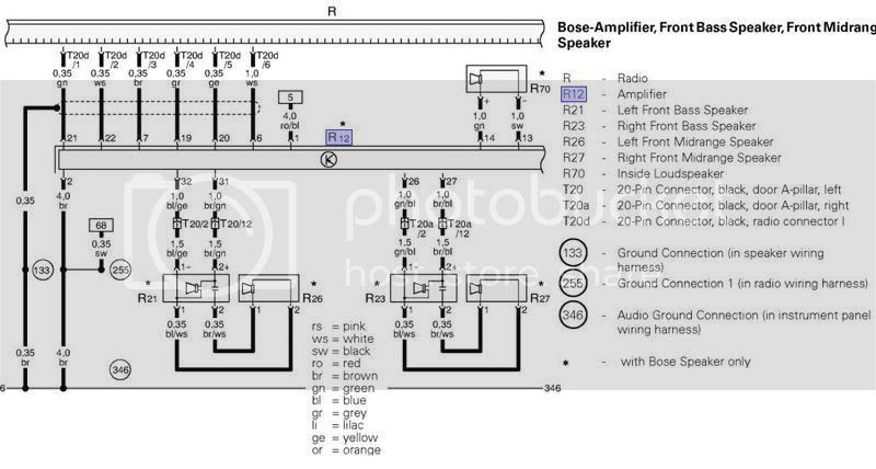 Cool Audi Q7 Amplifier Wiring Diagram