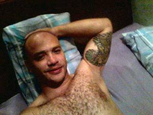 Lutador de MMA morreu ao cair de cachoeira (Foto: Arquivo Pessoal)