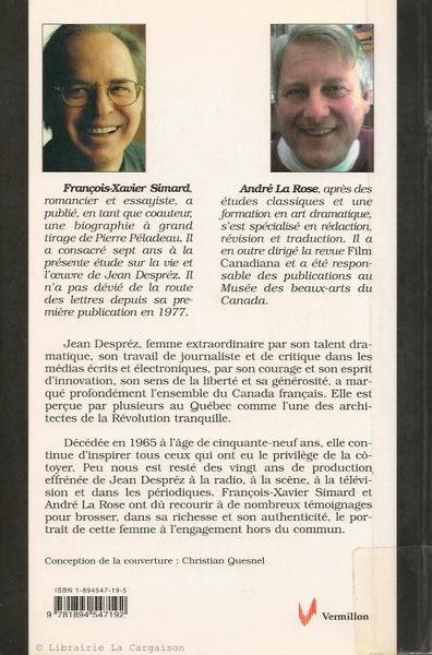 Desprez Jean Jean Despréz 1906 1965 Une Femme De Tête De Courage Et De Coeur