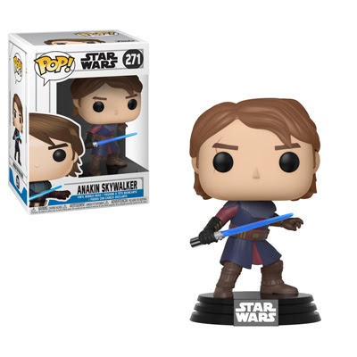 Where to Buy The Clone Wars Funko Pops | Anakin and His Angel