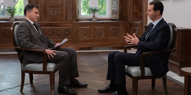 President Assad's interview given to Chinese Phoenix TV