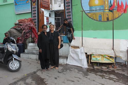 I Reach Hyderabad Choti Bargah Chatta Bazar on 8 Moharam by firoze shakir photographerno1