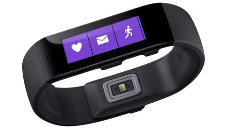 Microsoft Fitness Data