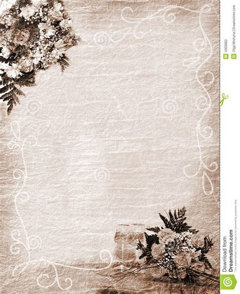 Wedding, Holiday Or Anniversary Background Stock