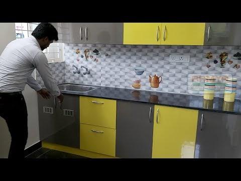 Ramya Modular Kitchen, Our Client Mrs. Jansi Amulraja Madhavaram P - 3