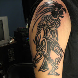 Warrior Tattoo Meanings Itattoodesignscom