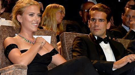 5 Things to Know About Scarlett Johansson's Fiance Romain