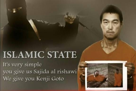 ISIS claims to kill Japanese hostage in online video