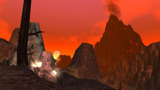 Mithril deposit on Firewatch Ridge