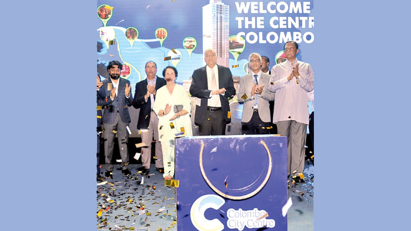 Colombo City Centre opens