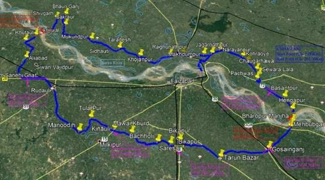 Longest Parikrama Marg in Ayodhya to be developed as National Highway
