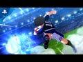 Bandai Namco ha sacado un videojuego basado en el famoso anime de fútbol 'Oliver y Benji'.