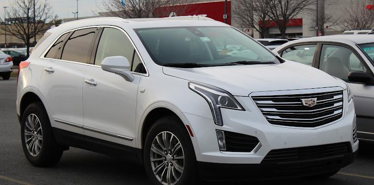 Cadillac Suv 2018 Xt5 Price