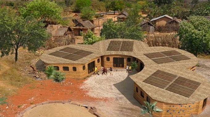 The World's First 3D Printed School Will Be Built in Madagascar