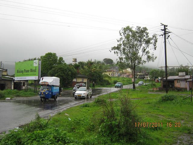 From Lavasa! - Visit to Mont Vert Vesta Urawade Pirangut Pune 412 108