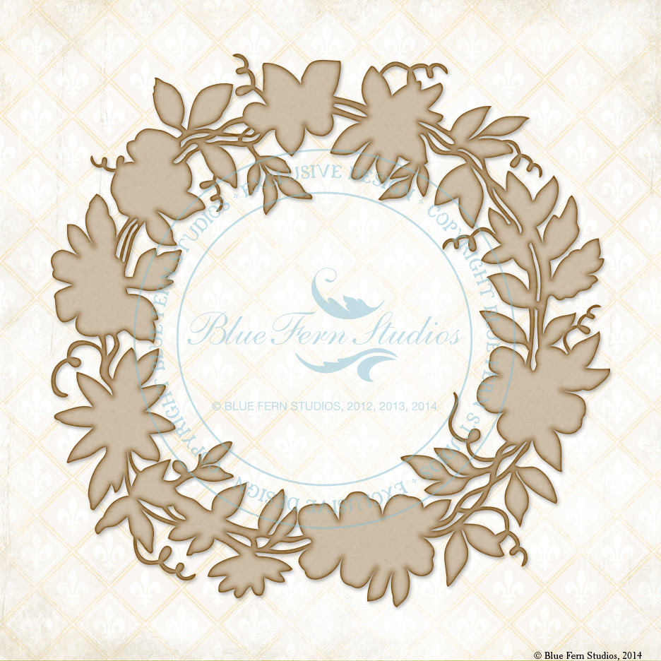 Floral Wreath - Click Image to Close
