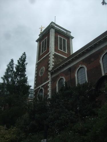Saint Andew By The Wardrobe, London