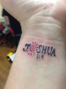 I Got My First Tattoo Today And Heres Why Sharon M Peterson
