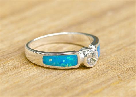 Engagement Ring,Opal Ring,Geode ring,October Birthstone