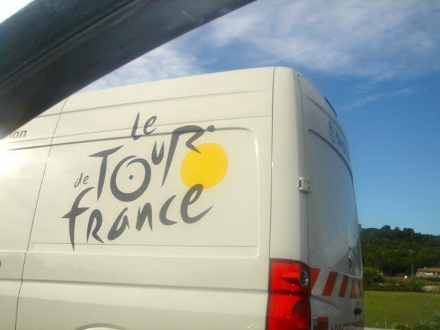 The_Tour_de_France_van
