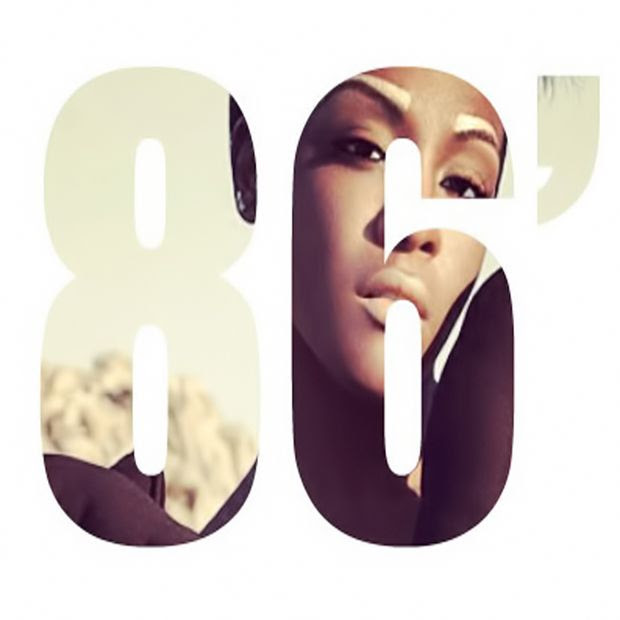 86 (Single Cover), Dawn Richard