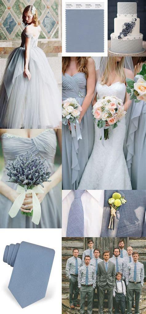 23 Slate and Dusty Blue Wedding Ideas   Wedding Dresses