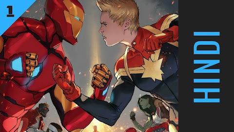 Marvel Comics Download In Hindi