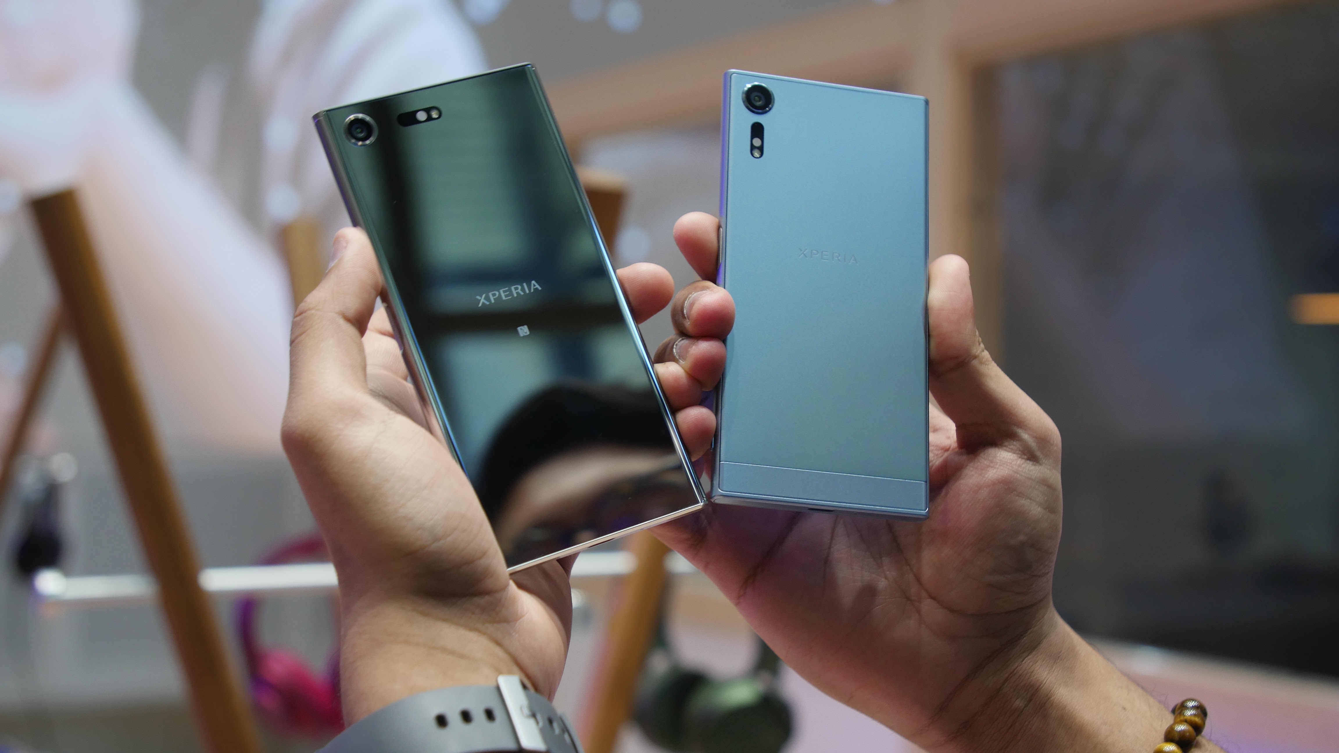 Sony Xperia XZ and XZs Oreo update