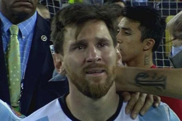La Emotiva Carta De Una Maestra A Lionel Messi De La Que Habla Todo