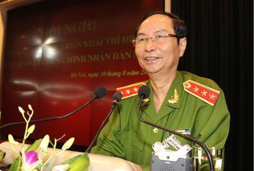 Thượng tướng, Phạm Quý Ngọ, từ trần