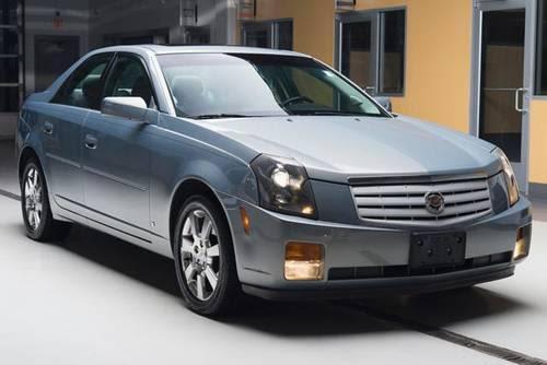 2007 Cadillac CTS 4D Sedan Base for Sale in Hampton ...