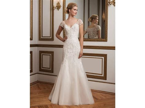 Justin Alexander 8847, $600 Size: 12   Sample Wedding Dresses