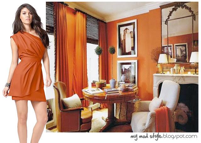 A ROOM & A DRESS