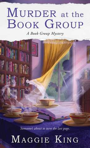 Murder at the Book Group (Hazel Rose Mysteries)