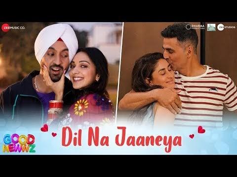 Dil Na Jaaneya - Rochak Kohli, Lauv & Akasa Lyrics