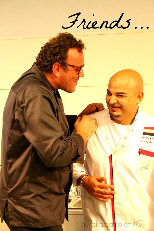 Luigi Pomata e Moustafa El Refaey